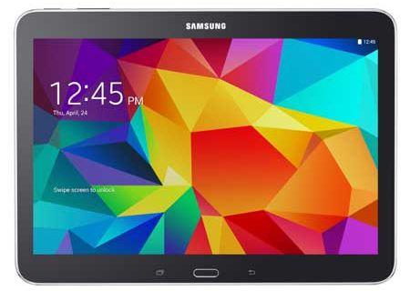 Samsung - SM-T530NYKAXAR - Tablets