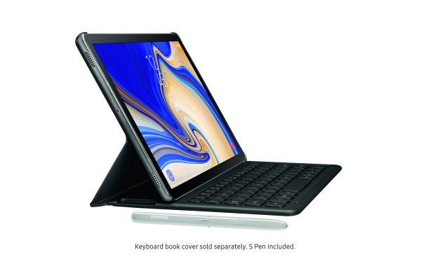 "Large image of Samsung Galaxy Tab S4 10.5"" 64GB Gray Tablet - SM-T830NZAAXAR"