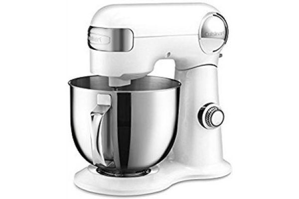 Cuisinart Precision Master 5.5 Qt White Stand Mixer - SM-50