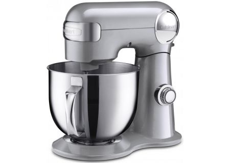 Cuisinart Precision Master 5.5 Qt Stainless Steel Stand Mixer - SM-50BC