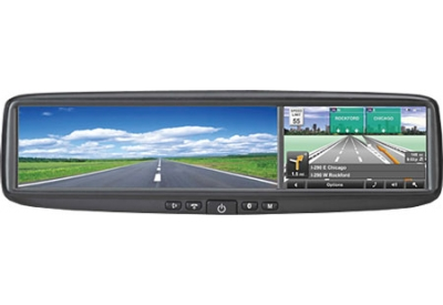 Escort - SMARTMIRROR - Mobile Rear-View Cameras