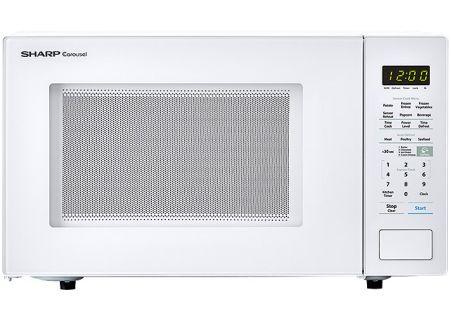 Sharp - SMC1441CW - Countertop Microwaves