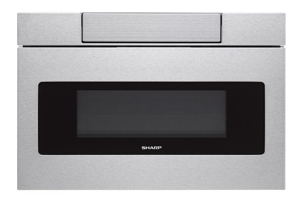"""Large image of Sharp Stainless Steel 24"""" Microwave Drawer Oven - SMD2470ASY"""