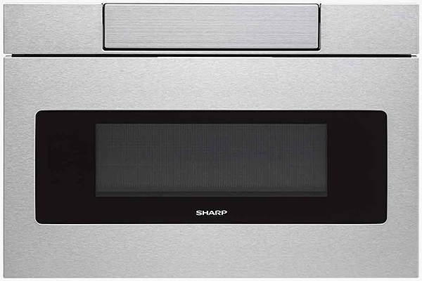 """Large image of Sharp 30"""" Stainless Steel Microwave Drawer Oven - SMD3070ASY"""