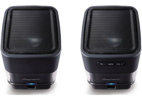 Pioneer - S-MM201-K - Computer Speakers