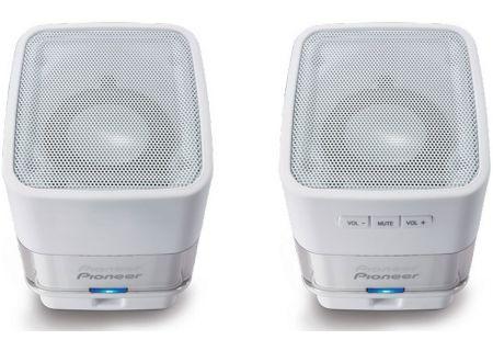 Pioneer - S-MM201-W - Computer Speakers