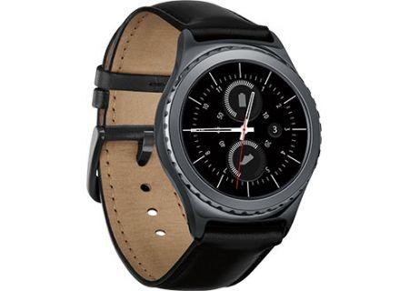 Samsung - SM-R7320ZKAXAR - Smartwatches