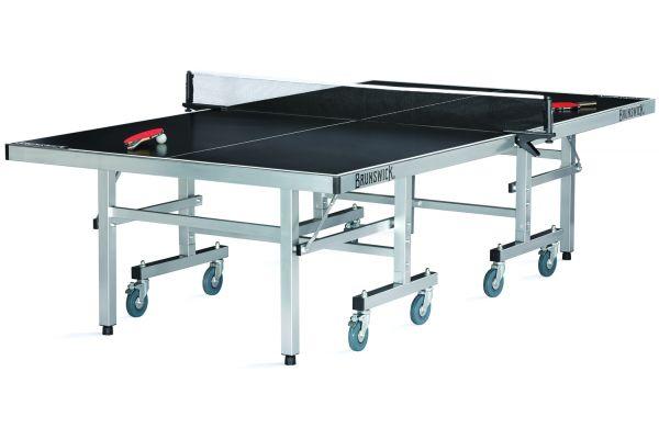 Brunswick SMASH 7.0 Black Indoor & Outdoor Table Tennis  - 51871150001