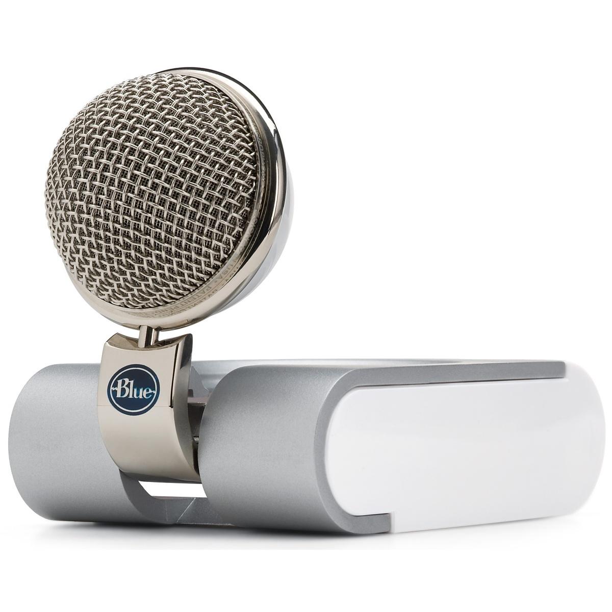 Blue Microphones Snowflake Usb Microphone Snowflake