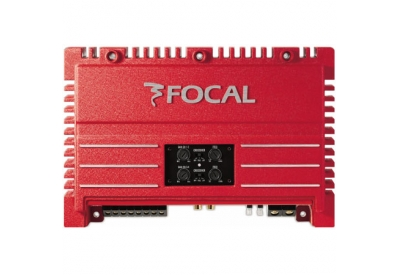 Focal - SOLID4RED - Car Audio Amplifiers