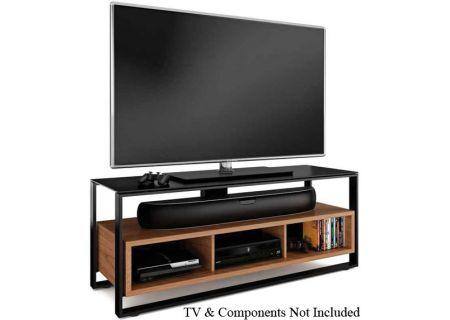 BDI Sonda 8656 Walnut TV Stand - SONDA 8656