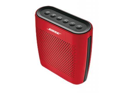 Bose SoundLink Color Bluetooth Speaker Red - 627840-1510