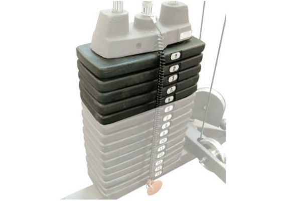Large image of Body-Solid 50lb Weight Stack Add-On Kit  - SP50
