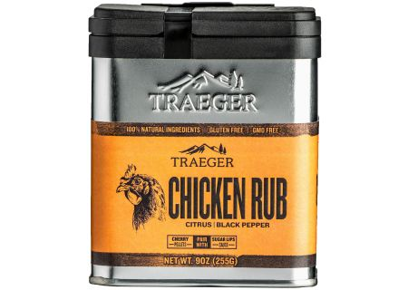 Traeger 9 oz Chicken Rub - SPC170