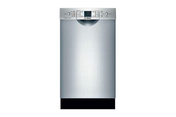 "Bosch ADA 18"" 300 Series Stainless Steel Built-In Dishwasher - SPE53U55UC"