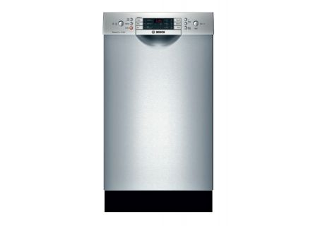 "Bosch 18"" 800 Series Stainless Steel Built-In Dishwasher - SPE68U55UC"