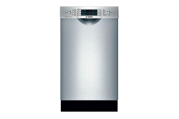 "Bosch ADA 18"" 800 Series Stainless Steel Built-In Dishwasher - SPE68U55UC"