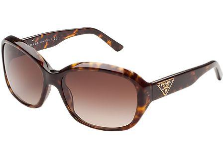 Prada - SPR 10MS 2AU/6S1 - Sunglasses