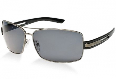 Prada - PR 54IS GUN METAL - Sunglasses