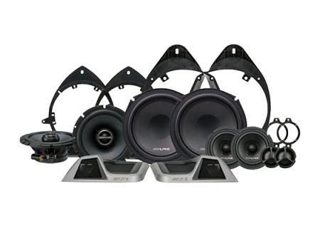 Alpine - SPT-31GM - 6 1/2 Inch Car Speakers