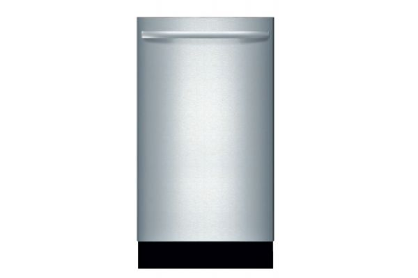 "Bosch ADA 18"" 800 Series Stainless Steel Built-In Dishwasher - SPX68U55UC"