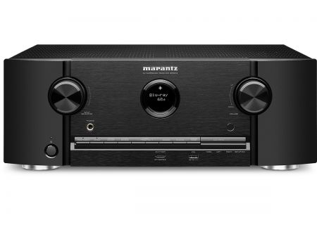 Marantz Black 7.2 Channel Full 4K Ultra HD Network AV Receiver - SR5012