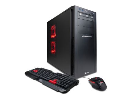 CyberPowerPC - SRLC200 - Desktop Computers