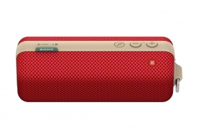 Sony - SRS-BTS50/RED - Portable & Bluetooth Speakers