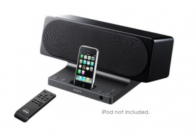 Sony - SRS-GU10IP - iPod Docks, Chargers & Batteries