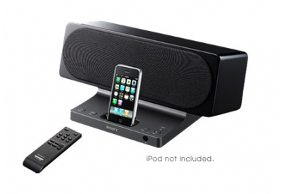 Sony - SRS-GU10IP - iPod Docks/Chargers & Batteries