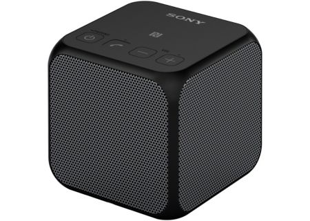 Sony - SRS-X11/BLK - Bluetooth & Portable Speakers