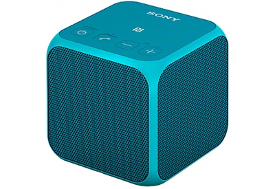 Sony - SRS-X11/BLUE - Bluetooth & Portable Speakers