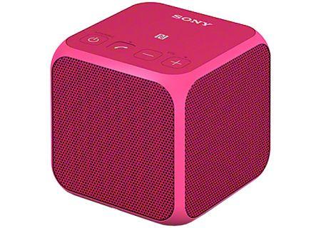 Sony - SRS-X11/PNK - Bluetooth & Portable Speakers