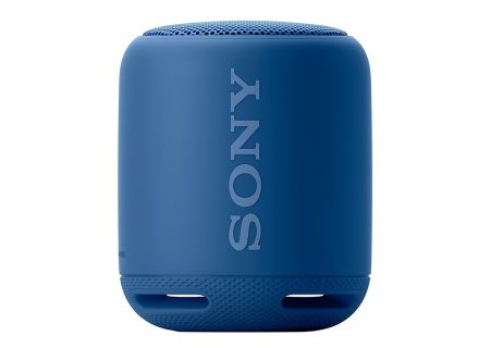Sony - SRSXB10/BLUE - Bluetooth & Portable Speakers