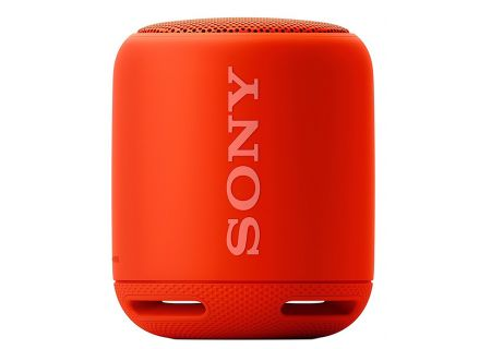 Sony - SRSXB10/RED - Bluetooth & Portable Speakers