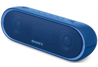 Sony - SRSXB20/BLUE - Bluetooth & Portable Speakers