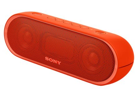 Sony - SRSXB20/RED - Bluetooth & Portable Speakers