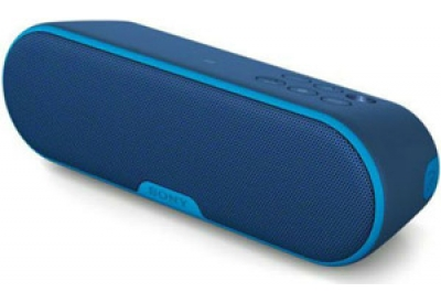 Sony - SRS-XB2/BLUE - Portable & Bluetooth Speakers