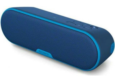 Sony - SRS-XB2/BLUE - Bluetooth & Portable Speakers