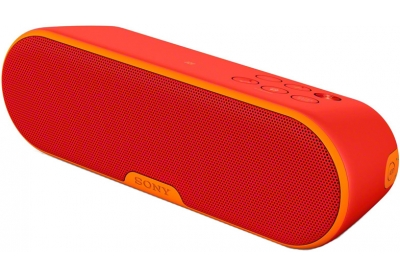 Sony - SRS-XB2/RED - Bluetooth & Portable Speakers