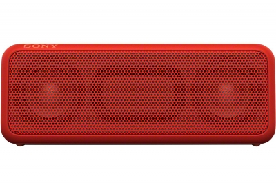 Sony - SRS-XB3/RED - Bluetooth & Portable Speakers