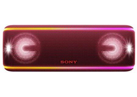 Sony - SRSXB41/R - Bluetooth & Portable Speakers
