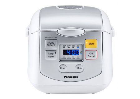 Panasonic - SR-ZC075W - Rice Cookers/Steamers