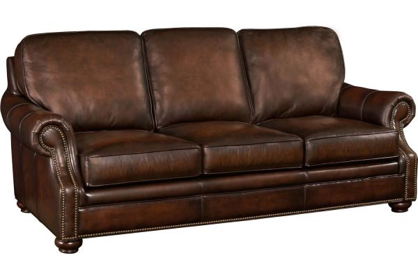 Large image of Hooker Furniture Living Room Montgomery Sofa - SS185-03-089