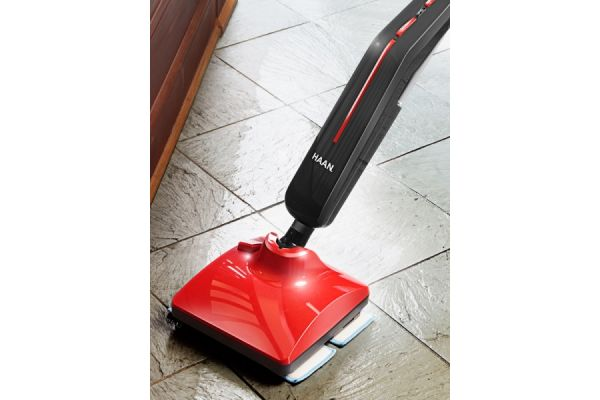 Large image of HAAN Red Multiforce Pro Variable Steam Cleaner - SS25