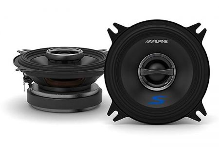 Alpine - S-S40 - 4 Inch Car Speakers