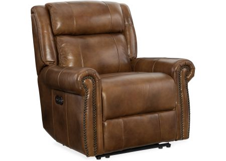 Hooker Furniture Living Room Esme Power Recliner With Power Headrest - SS461-PWR-185