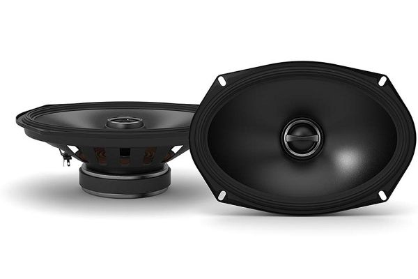 "Alpine S-Series 6"" x 9"" Coaxial 2-Way Speakers (Pair) - S-S69"
