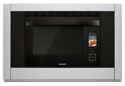 Sharp - SSC3088AS - Single Wall Ovens
