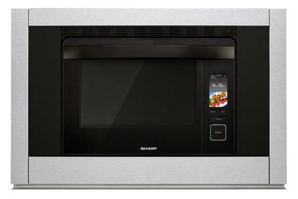 Sharp 1.1 Cu. Ft. SuperSteam+ Combination Steam And Convection Oven  - SSC3088AS
